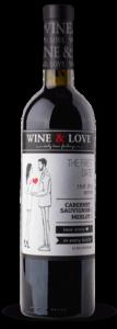 Cabernet-Sauvignon and Merlot wine by Wine & Love