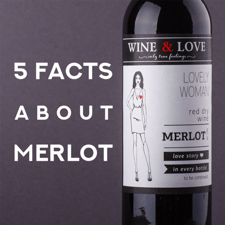 Five facts about Merlot