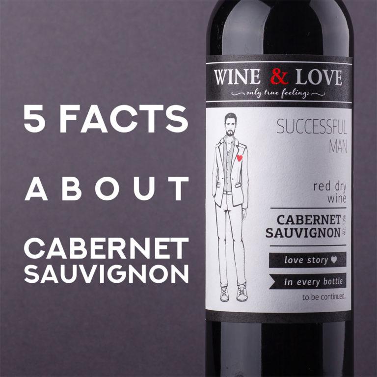 Five facts about Cabernet-Sauvignon