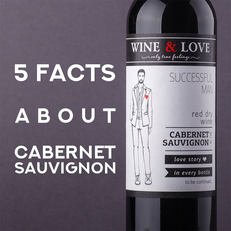 Five facts about Cabernet-Sauvignon