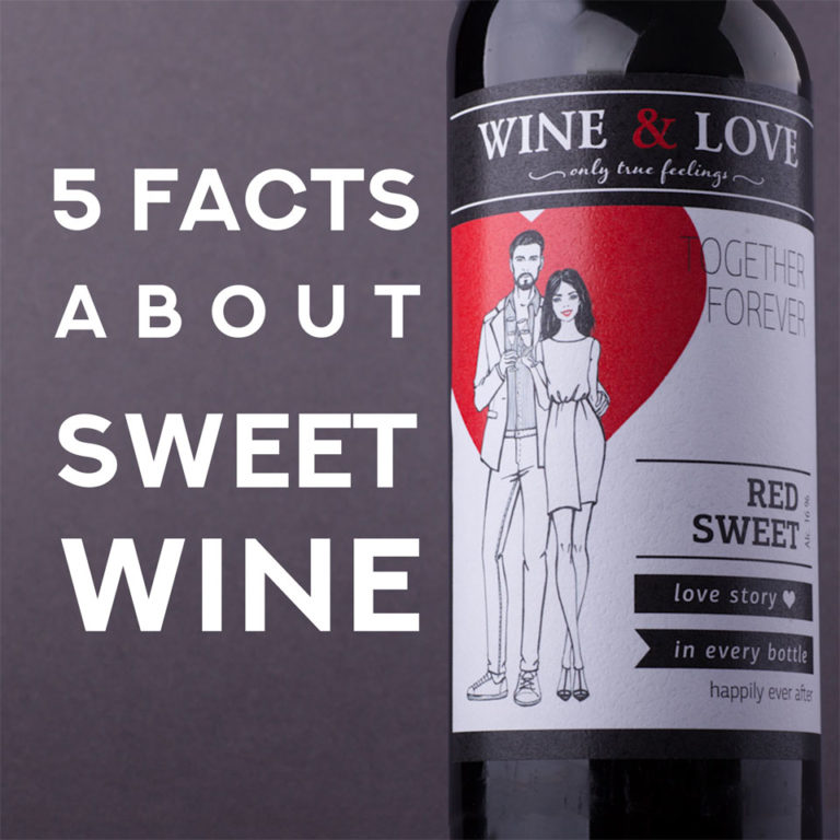 Five facts about Sweet wine